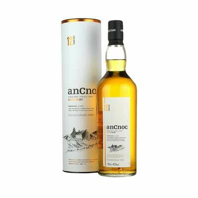 AnCnoc 12 Year Old Malt Whisky