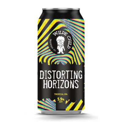 Wilde Child Distorting Horizons Tropical IPA