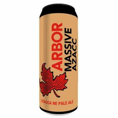 Arbor Massive Azacc NE Pale Ale