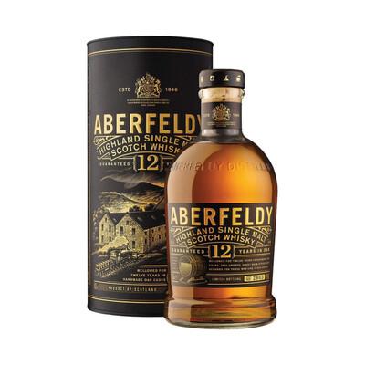 Aberfeldy 12yr Old Whisky