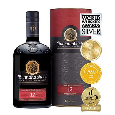 Bunnahabhain 12yr Old Whisky