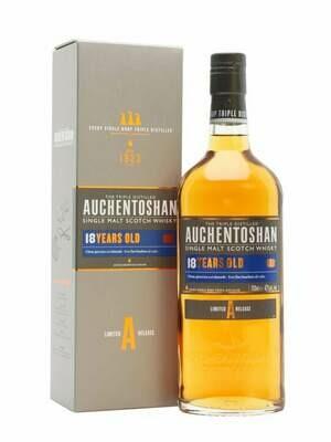 Auchentoshan 18 Year Old Malt Whisky