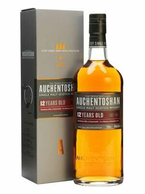 Auchentoshan 12 Year Old Malt Whisky
