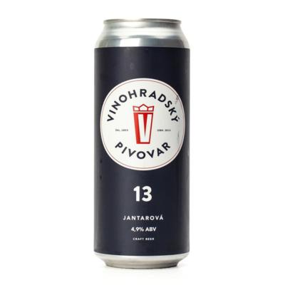 Vinohradsky Pivovar 13 Amber Lager