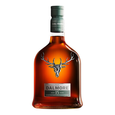 Dalmore 15yr Old Whisky