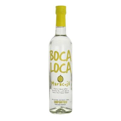 Boca Loca Maracuja Cachaca