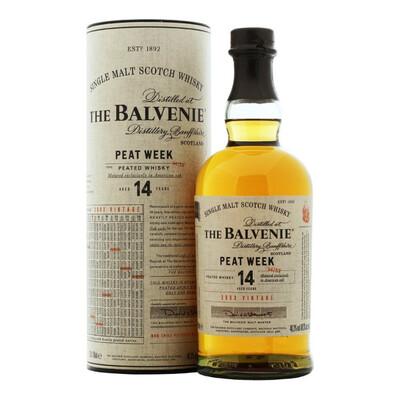 Balvenie Peat Week 14yr Old Whisky