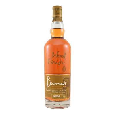 Benromach Wood Finish Whisky