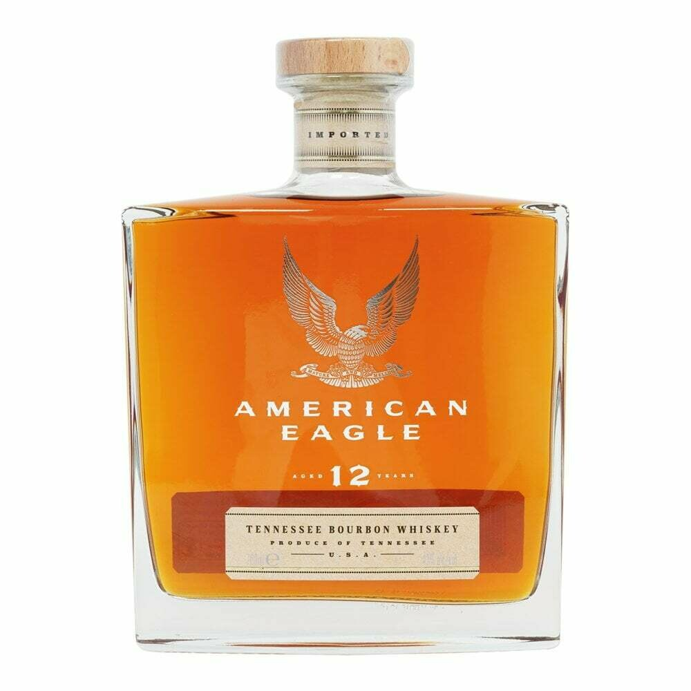 American Eagle 12 Year Old Bourbon