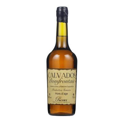Pacory Domfrontais Hors D'age Calvados