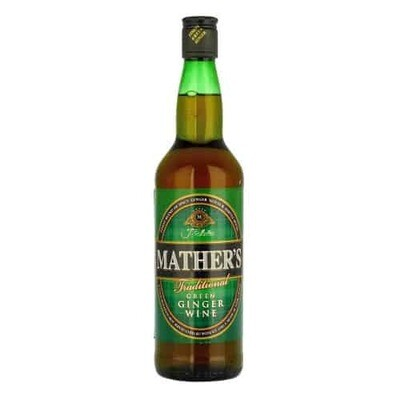 Mathers - Green Ginger Wine