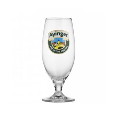 Ayinger Stemmed Half Pint Glass