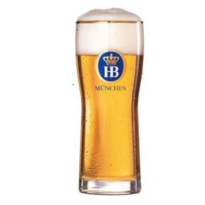 Hofbrau Pint Glass