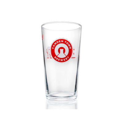 Camden Half Pint Glass