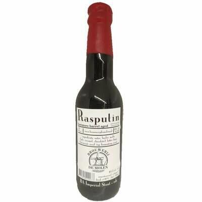 De Molen Rasputin Gin BA Imperial Stout