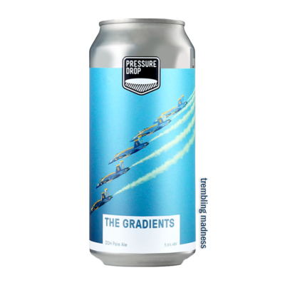 Pressure Drop The Gradients DDH Pale Ale
