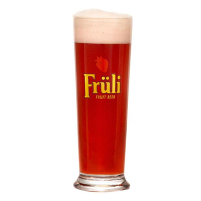 Fruli 330ml Glass