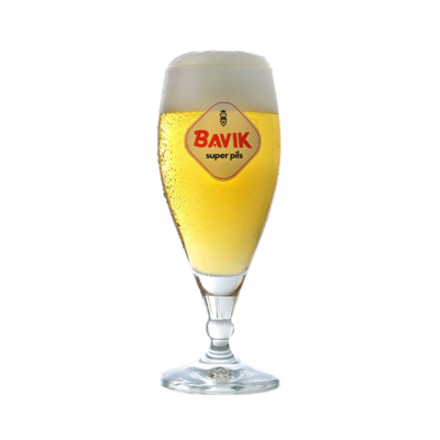 Bavik Half Pint Glass