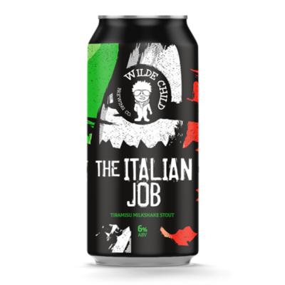 Wilde Child The Italian Job Milkshake Stout