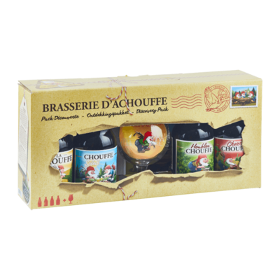 Chouffe Beer Gift Pack