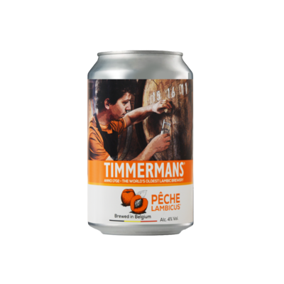Timmermans Peche Can