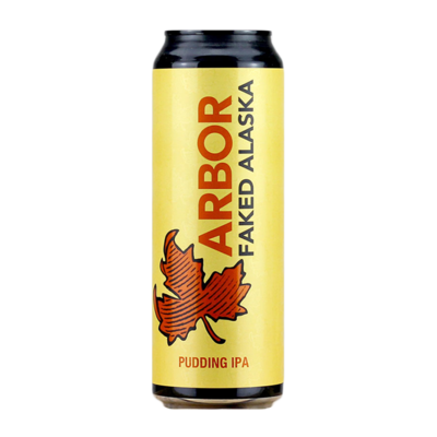 Arbor Faked Alaska Milkshake IPA