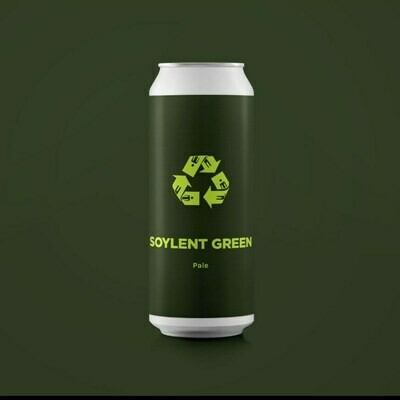 Pomona Island Soylent Green DDH Pale Ale