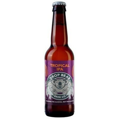 Drop Bear Tropical IPA Alcohol-Free