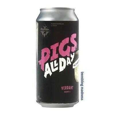 Verdant Pigs All Day West Coast IPA