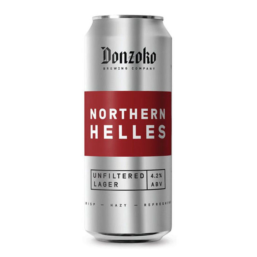 Donzoko Northern Helles Lager