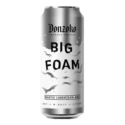 Donzoko Big Foam Rustic Lager