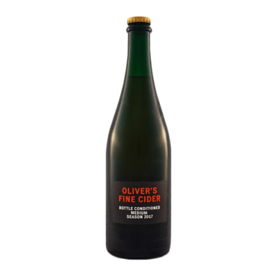 Oliver's Bottle Conditioned Medium 2017