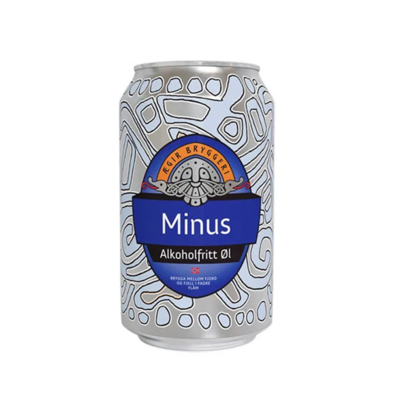 Aegir Minus Non-Alcoholic Beer
