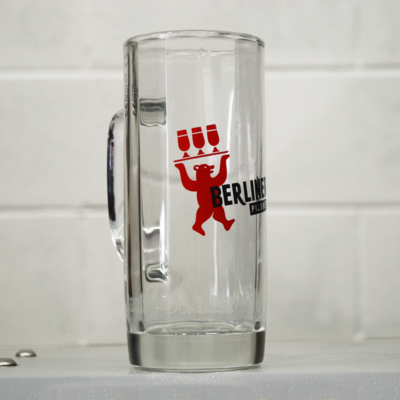 Berliner Pilsner Nucleated Pint Tankard