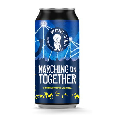 Wilde Child Marching on Together IPA