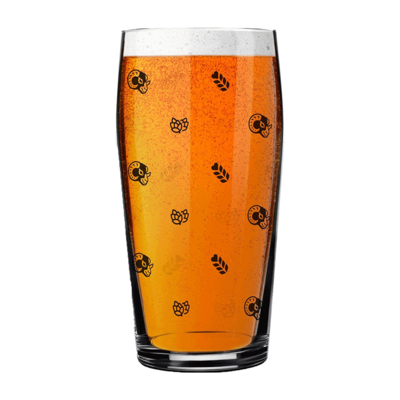 Black Sheep Brent Pint Glass