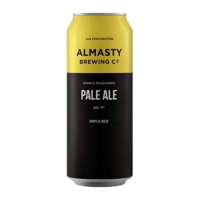 Almasty Simple Pleasures Pale Ale