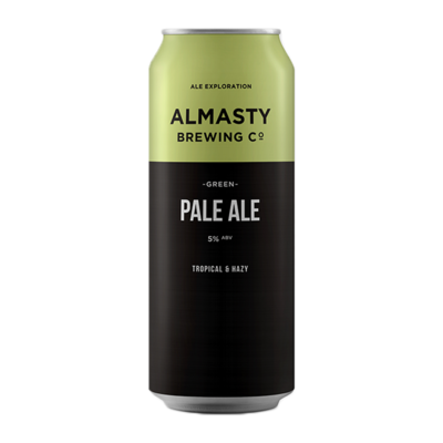 Almasty Green Pale Ale