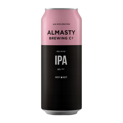 Almasty Believe IPA