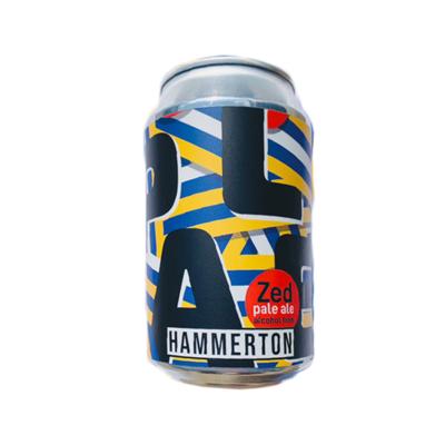 Hammerton ZED Alcohol Free Pale Ale