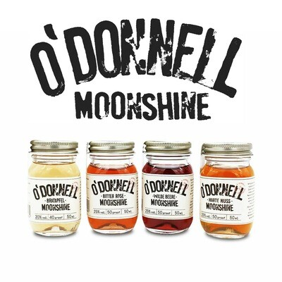 O'Donnell Moonshine Miniature 4 pack