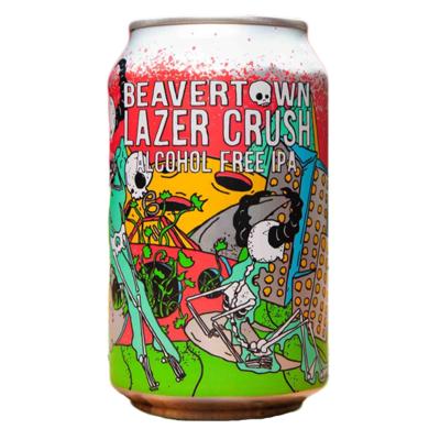 Beavertown Lazer Crush Alcohol Free IPA