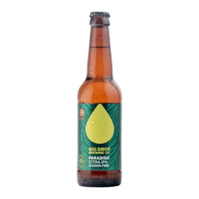 Big Drop Paradiso Citra IPA Bottle