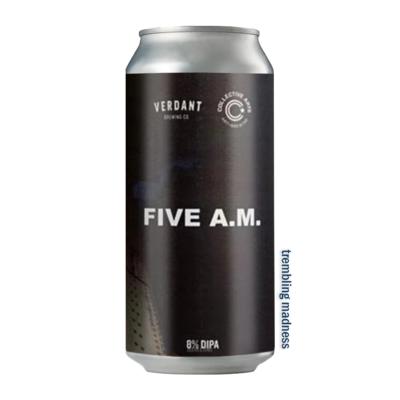 Verdant Five A.M. DIPA
