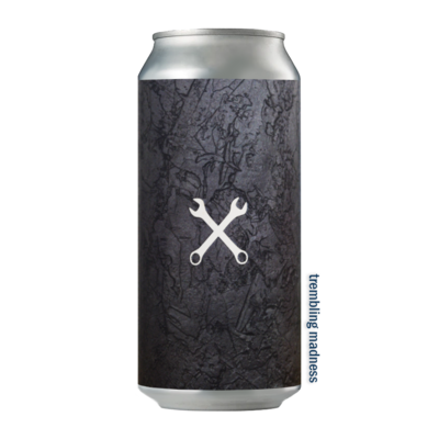 De Moersleutel x Frontaal Give Or Take Imperial Stout