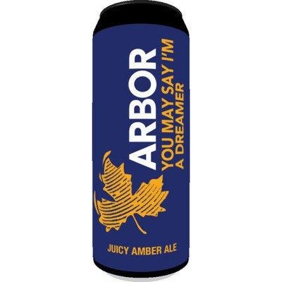 Arbor You May Say I'm A Dreamer Amber Ale