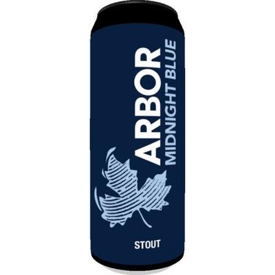 Arbor Midnight Blue Stout