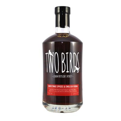 Two Birds Christmas Spices & English Vodka 700ml