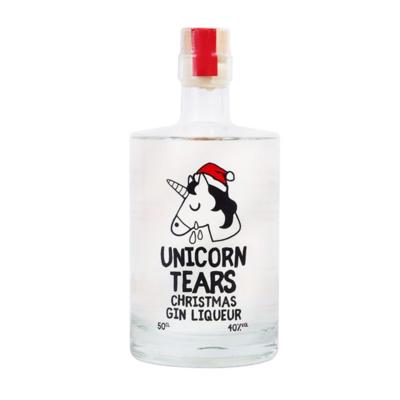 Unicorn Tears Christmas Gin Liqueur