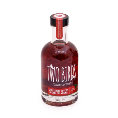 Two Birds Christmas Spices & English Vodka 200ml